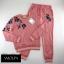 เสื้อผ้าเกาหลี พร้อมส่ง Set เสื้อ+กางเกง KOREA thumbnail 12