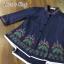 พร้อมส่ง เสื้อสไตล์เกาหลี งานปักแน่น thumbnail 8