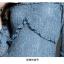 เดรสเกาหลี พร้อมส่ง เดรสผ้าลูกไม้เนื้อดี สีฟ้าเข้ม thumbnail 12
