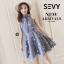 พร้อมส่ง Mini dress ลุคคุณหนูน่ารัก thumbnail 1
