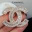 พร้อมส่ง Chanel Brooch ใช้เพชร CZ แท้เกรดดีที่สุด thumbnail 5