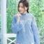 เสื้อแฟชั่นผ้าชีฟองปักดอกไม้ พร้อมส่ง thumbnail 2