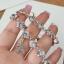 พร้อมส่ง Christian Dior Necklace สร้อยคอดิออ thumbnail 2