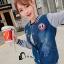 พร้อมส่ง เสื้อคลุมกันหนาว Sport girl thumbnail 8
