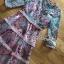 เดรสลูกไม้ พร้อมส่ง เดรสผ้าลูกไม้ ตกแต่งระบายปักลายดอกไม้ thumbnail 17