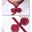 เดรสเกาหลี พร้อมส่ง เดรสกี่เพ้า สีขาวลายดอกเหมย thumbnail 4