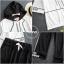 เสื้อผ้าเกาหลี กับกางเกงเอวยางยืด พร้อมส่ง thumbnail 6