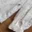 พร้อมส่ง เสื้อผ้าลูกไม้สีขาวสไตล์วินเทจ thumbnail 10