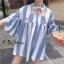 เสื้อเกาหลี พร้อมส่ง เสื้อเชิ้ตสไตล์เดียวกับตุ๊กตา Bylthe thumbnail 9