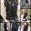 เสื้อผ้าเกาหลี พร้อมส่ง เสื้อแต่งริบบิ้นผูกโบว์ thumbnail 2