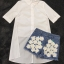 พร้อมส่ง เสื้อเชิ๊ตสีขาวกับกางเกง thumbnail 13