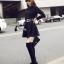พร้อมส่ง mini dress ผ้าdenim แขนยาว thumbnail 6