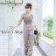 เสื้อผ้าเกาหลี JS. จั้มสูทขายาว พร้อมส่ง thumbnail 8