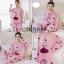 เสื้อผ้าเกาหลี พร้อมส่ง ชุดนอนเจ้าหญิง thumbnail 4
