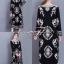 พร้อมส่ง Maxy Dress Bohimien Style คอวี thumbnail 2
