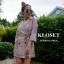 พร้อมส่ง Mini dress ทรงสูท คอปก thumbnail 3
