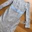 พร้อมส่ง เดรสผ้าลูกไม้สีฟ้าไลแล็กทรงเมอร์เมด thumbnail 8