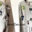 เสื้อผ้าเกาหลี พร้อมส่ง จั๊มสูท แต่งกริตเตอร์รูปตาวิ้งๆ thumbnail 5