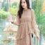 ชุดเดรสลูกไม้ พร้อมส่ง Lace Dress ทรงบาน thumbnail 20