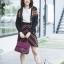 เสื้อผ้าแฟชั่นเกาหลี SET ไหมพรม พร้อมส่ง thumbnail 15