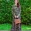 ชุดเดรสเกาหลี พร้อมส่ง Maxi Dress ป้ายหน้า thumbnail 2