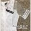 ชุดเดรสเกาหลี พร้อมส่ง Dress ชุดกระโปรงสุดหวานสีขาว thumbnail 11