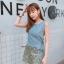 เสื้อผ้าเกาหลี พร้อมส่ง ชุดเซต เสื้อ+กระโปรง thumbnail 9