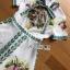 เดรสเกาหลี พร้อมส่ง มินิเดรสพิมพ์ลายดอกไม้ thumbnail 9