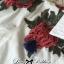 พร้อมส่ง เชิ้ตปักลายดอกกุหลาบประดับพู่ เสื้อแฟชั่น thumbnail 11