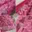 เดรสลูกไม้ พร้อมส่ง เดรสสีชมพูลุคสวยหรู เนื้อผ้าsee through thumbnail 8