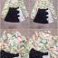 เสื้อผ้าเกาหลี พร้อมส่ง เสื้อเชิ้ตกับกระโปรงทรงเอ thumbnail 5