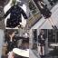 เสื้อผ้าเกาหลี พร้อมส่ง เสื้อสูทผ้าพิมพ์ลายดอก thumbnail 6