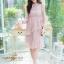 ชุดเดรสลูกไม้ พร้อมส่ง Lace Dress ทรงบาน thumbnail 8