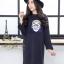 เดรสเกาหลี พร้อมส่ง Dress ทรงใหญ่ ใส่สบาย thumbnail 5