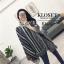 เสื้อเกาหลี ไหมพรมงาน Knit พร้อมส่ง thumbnail 1
