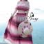 พร้อมส่ง ผ้าทักไหมเกาหลีทอเนื้อแน่นไล่เฉดสี thumbnail 7