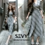 Maxi dress ชุดเดรสเกาหลี ทรงผูกป้าย พร้อมส่ง thumbnail 3