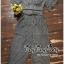 เสื้อผ้าเกาหลี พร้อมส่ง เสื้อลายสก๊อตกับกางเกงขาบาน thumbnail 6