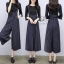 เสื้อผ้าเกาหลี เอี๋ยมกางเกง มี 4 สี พร้อมส่ง thumbnail 1