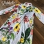 พร้อมส่ง Floral Zara dress thumbnail 8