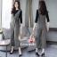 เสื้อผ้าแฟชั่นเกาหลี เซต3ชิ้น พร้อมส่ง thumbnail 2