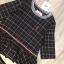 เสื้อผ้าเกาหลี พร้อมส่ง เสื้อ+กางเกงดึงยางเอวหลัง thumbnail 9