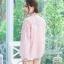 เสื้อแฟชั่นผ้าชีฟองปักดอกไม้ พร้อมส่ง thumbnail 9