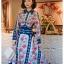 ชุดเดรสเกาหลี พร้อมส่ง Dress Dolce&Gabbana thumbnail 3