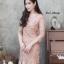 ชุดเดรสเกาหลี พร้อมส่ง Dress ลูกไม้ระบายชาย thumbnail 5