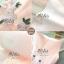 ชุดเดรสเกาหลี พร้อมส่ง เดรสเปิดไหล่ เอวแต่งประดับดอกไม้ thumbnail 7