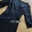 ชุดเดรสเกาหลี ผ้าคอตตอนสีดำ พร้อมส่ง thumbnail 11