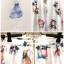เสื้อผ้าเกาหลี พร้อมส่ง เสื้อกับกระโปรงทรงเอระบาย thumbnail 9