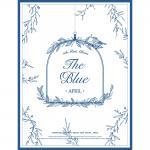 [Pre] APRIL : 5th Mini Album - The Blue +Poster