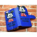 เคสไอโฟน6 เคสiphone6 เคสฝาพับการ์ตูนดิสนีย์ mickey mouse
